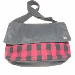 Jack Spade messenger bag Flannel Checkered